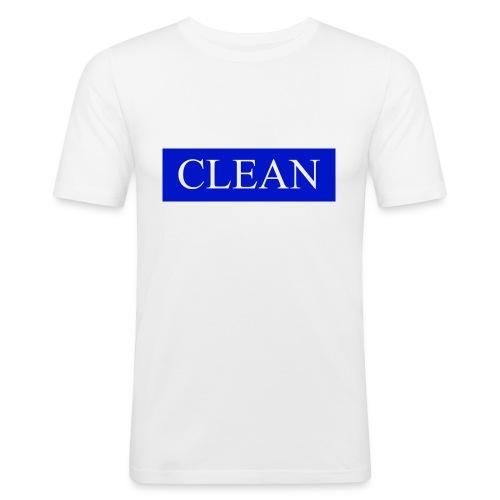 For Men - Männer Slim Fit T-Shirt
