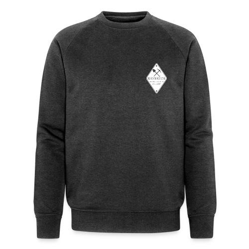 No Dig - No Ride Badge - Männer Bio-Sweatshirt von Stanley & Stella