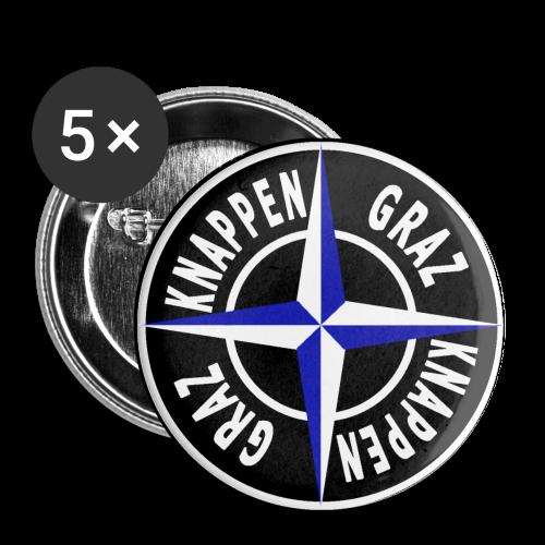 KG Button 17 - Buttons klein 25 mm