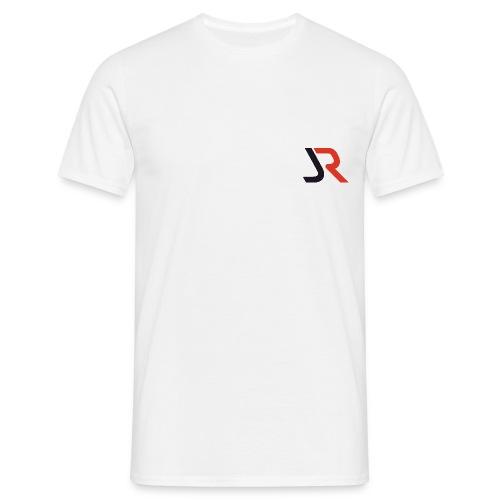 JR Logo Tee (White) - Men's T-Shirt