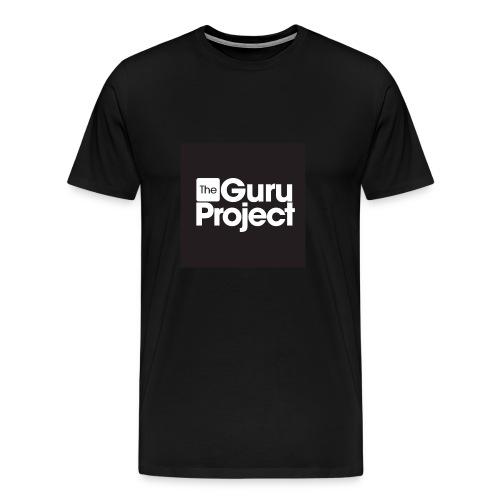 Black Tee - Men's Premium T-Shirt