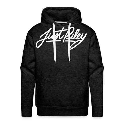 Signature Sweatshirt (Grey) - Just Riley - Men's Premium Hoodie