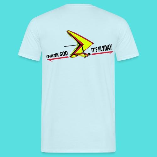 flyday - Männer T-Shirt