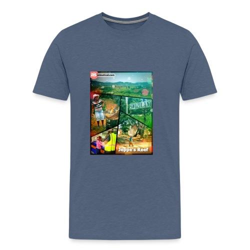 Swaziland - Männer Premium T-Shirt