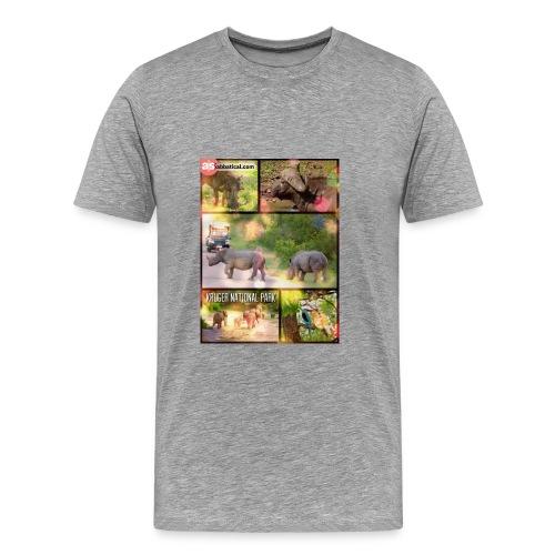 Kruger National Park - Männer Premium T-Shirt