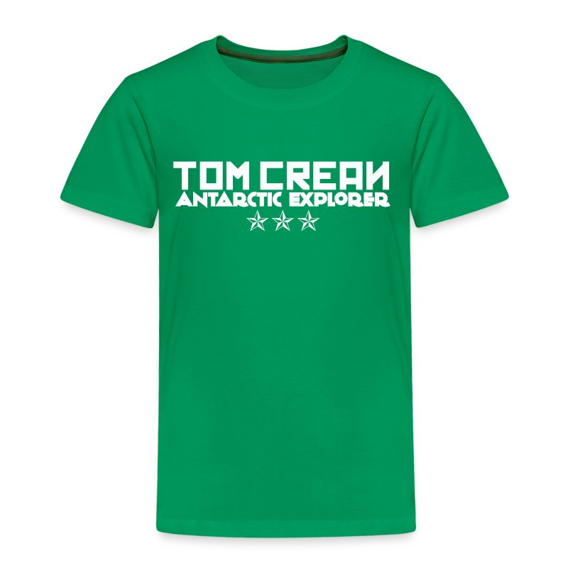 TOM CREAN - 3 STARS - Kids' Premium T-Shirt
