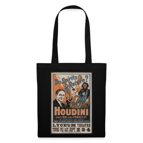Houdini  - Stoffbeutel