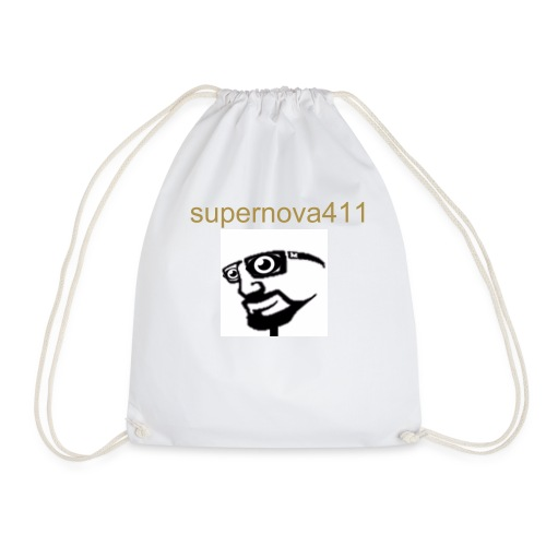 supernova bag - Drawstring Bag