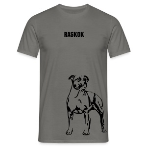 AM STAFF RASKOK - T-shirt Homme