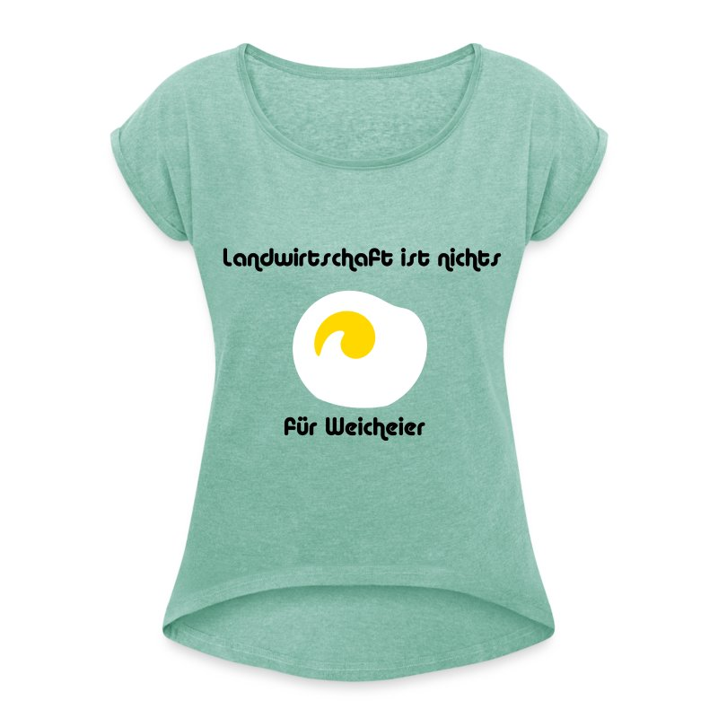 landwirtschaft ist nichts f r weicheier t shirt spreadshirt. Black Bedroom Furniture Sets. Home Design Ideas