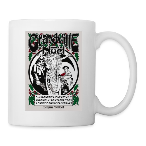 Grandville: Noel graphic novel cover coffee mug - Mug