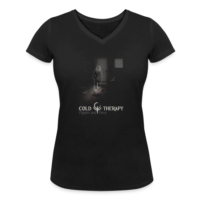 """""""Figures and Faces"""" Women's V-Neck"""