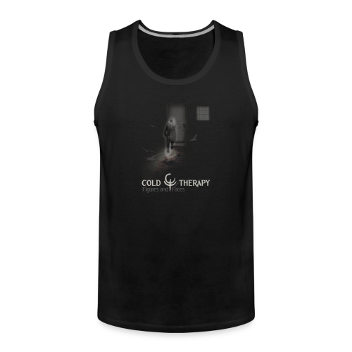 Figures and Faces Men's Tank Top - Men's Premium Tank Top