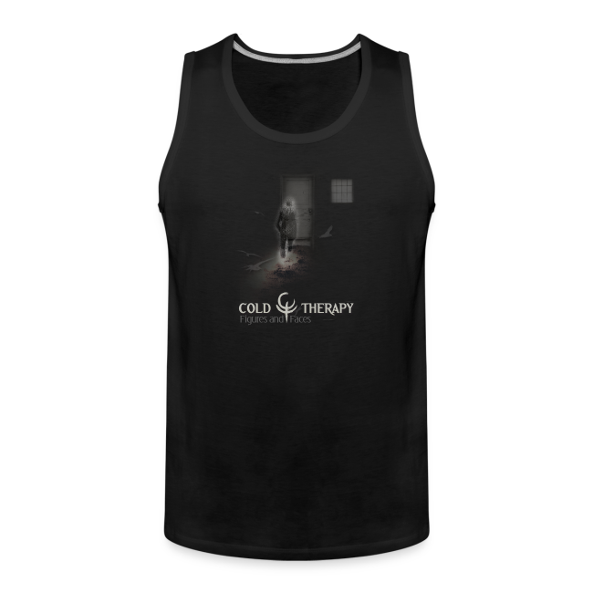 """Figures and Faces"" Men's Tank Top"