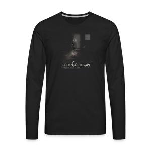 Figures and Faces Men's Long Sleeve - Men's Premium Longsleeve Shirt