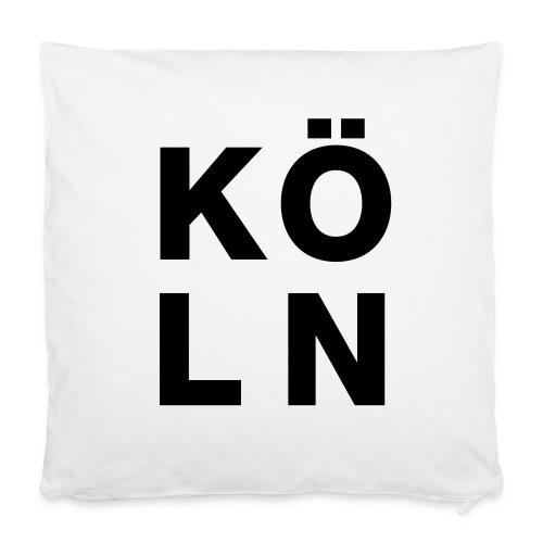 Köln - Kissenbezug 40 x 40 cm