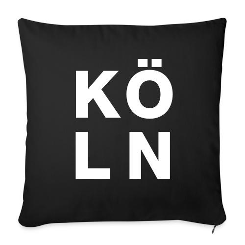 Köln - Sofakissenbezug 44 x 44 cm