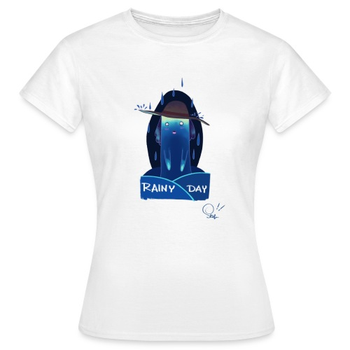 Rainy Day / T-Shirt - WOMEN - Frauen T-Shirt