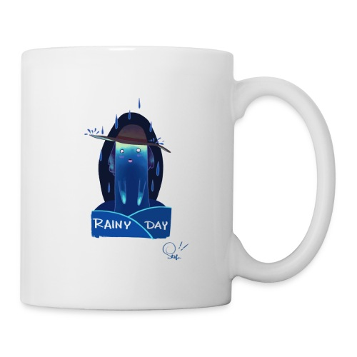 Rainy Day - Tasse - Tasse