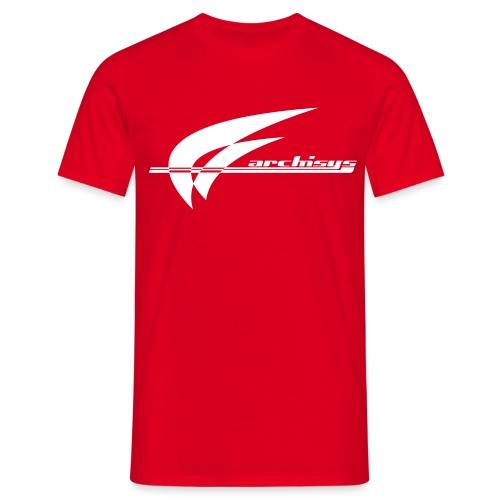 archisys M-01-002-DD - Männer T-Shirt