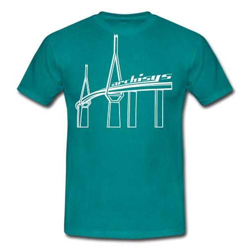 archisys M-02-011-DD - Männer T-Shirt