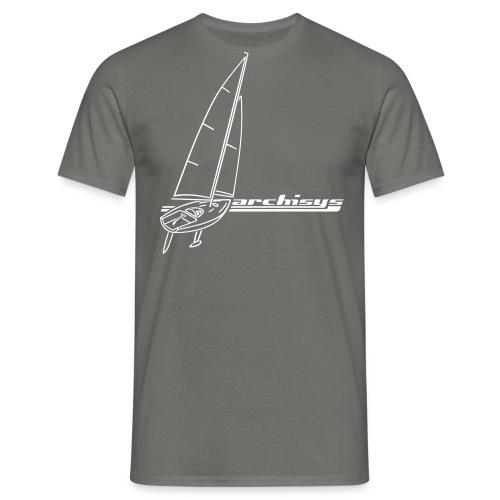 archisys M-08-011-DD - Männer T-Shirt