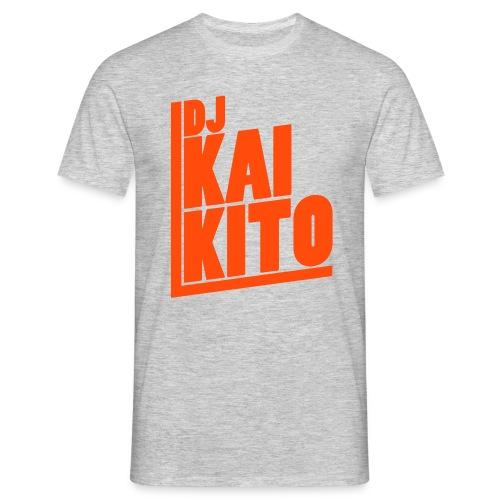DJ Kai Kito (Grau) - Männer T-Shirt
