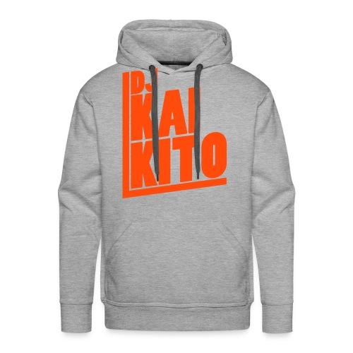 DJ Kai Kito (Grau) - Männer Premium Hoodie