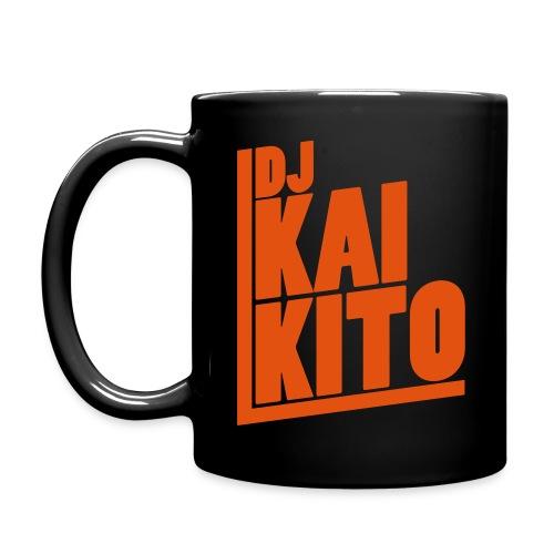 DJ Kai Kito (Schwarz) - Tasse einfarbig