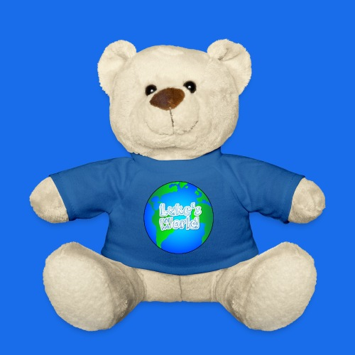 Luke's World Teddy Bear - Teddy Bear