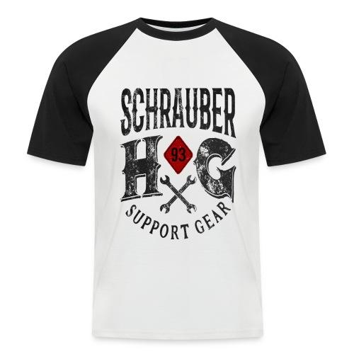 HG 93 Schrauber - Männer Baseball-T-Shirt