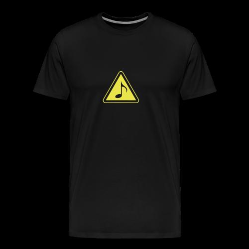 Phänshirt v1 (m,schwarz) - Männer Premium T-Shirt