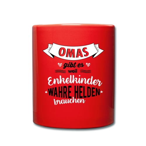 Oma - wahre Heldin