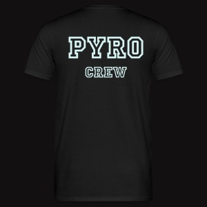 PYRO CREW / ARTIFICIER TECHNICIEN DU SPECTACLE - T-shirt Homme