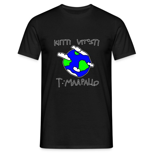 Kiitti - Miesten t-paita