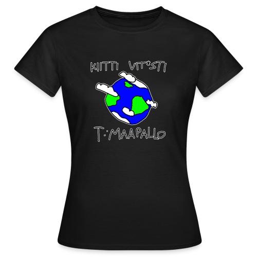 Kiitti - Naisten t-paita