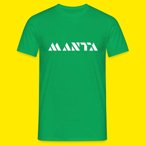 T-shirt - Manta original - T-shirt Homme