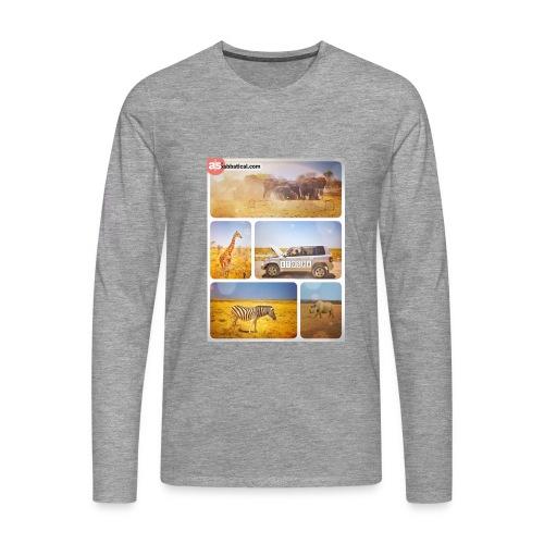 Longsleeve - Männer Premium Langarmshirt