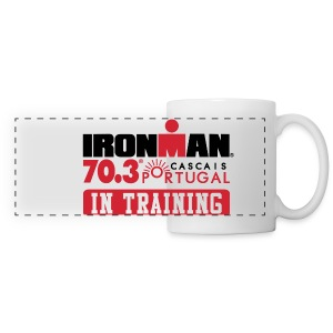 IRONMAN 70.3 Portugal In Training Mug - Panoramic Mug