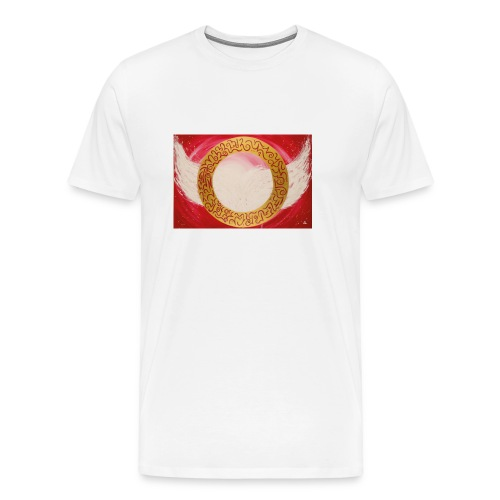 Sternentor der bedingungslosen Liebe - Sonja Ariel von Staden - Männer Premium T-Shirt