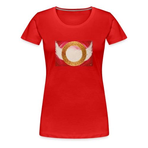 Sternentor der bedingungslosen Liebe - Sonja Ariel von Staden - Frauen Premium T-Shirt