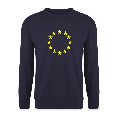 Der EU Pulli - Männer Pullover