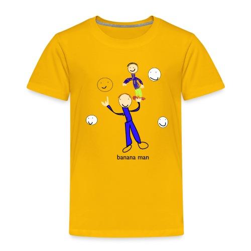 BananaMan - Kids' Premium T-Shirt