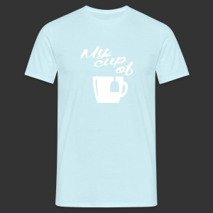 My Cup of Tea - Men's T-Shirt