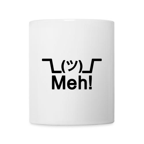 Shrug! Meh! Mug - Mug