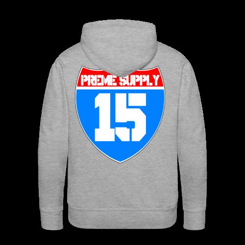 Preme Supply Shield 15 Hoodie - Men's Premium Hoodie