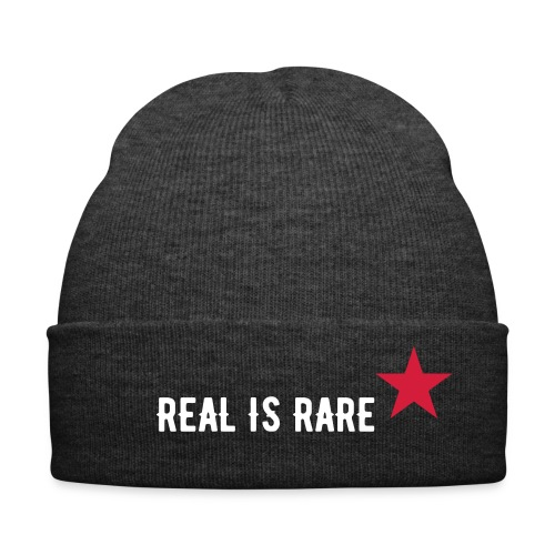 REAL IS RARE | BEANIE - Winter Hat