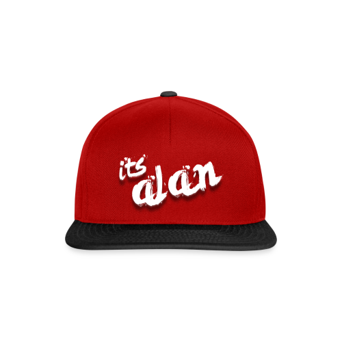 ItsAlan Pet - Snapback cap