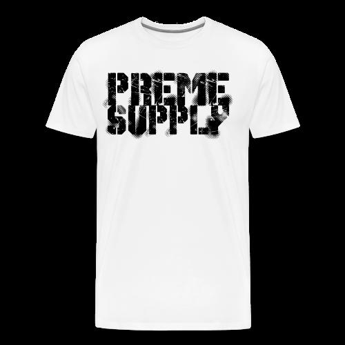 Preme Supply T Shirt - Men's Premium T-Shirt