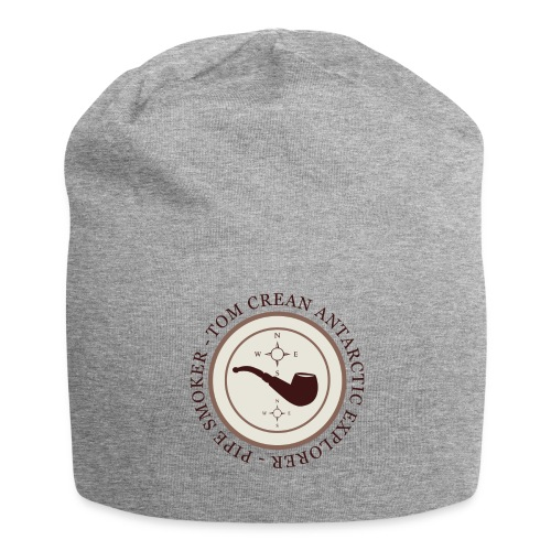 Tom Crean - Antarctic Explorer - Pipe Smoker - Jersey Beanie